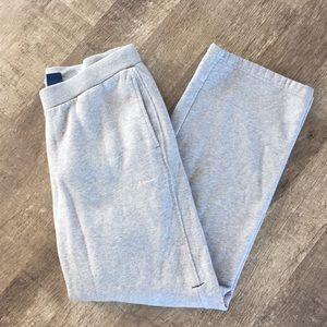 Reebok classic gray sweatpants